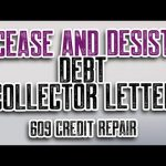80 POINTS BOOST || DON'T TALK TO COLLECTORS || CEASE AND DESIST LETTER || REMOVE COLLECTIONS