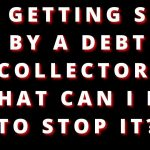 ANSWERING A COURT SUMMONS COMPLAINT BY DEBT COLLECTOR