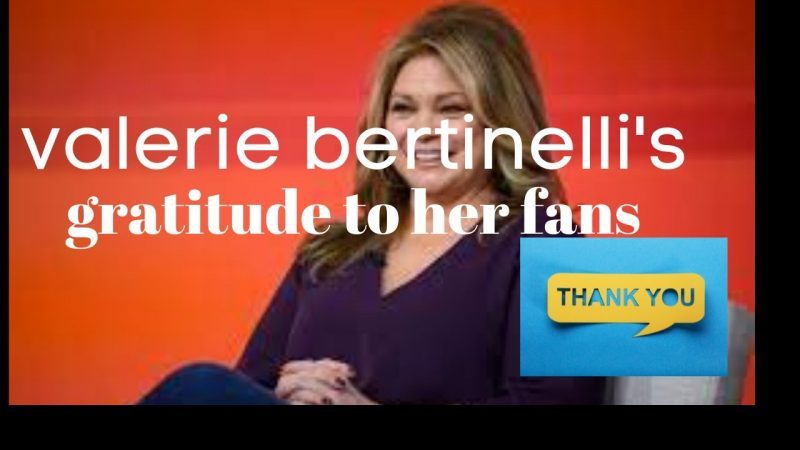 valerie bertinelli praises outpouring of kindness she received. #youtube shorts