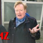 Conan O'Brien Greets Fans, Jokes About Final TBS Show and HBO Max Project | TMZ