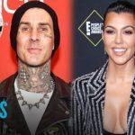 Travis Barker Adorably Cheers on Kourtney Kardashian's Son Reign | E! News