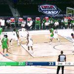 USA vs Nigeria Full Game Highlights  USA Basketball Exhibition   July 10 2021