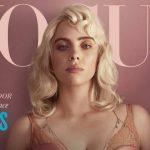 Billie Eilish Turns Heads In Stunning British Vogue Cover   E! News