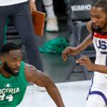 Team USA vs Team Nigeria Full Game   July 10   2021 Olympics