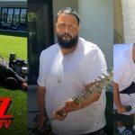 DJ Khaled Takes a Break From His Music | TMZ TV