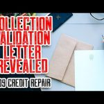 COLLECTION VALIDATION LETTER REVEALED || FDCPA 1692 SECRETS || CEASE PHONE CALLS || 700 CREDIT SCORE