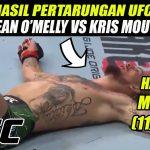 HASIL UFC 264 : Sean O'Malley vs Kris Moutinho ~ Minggu, 11 Juli 2021