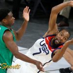 Nigeria stuns Team USA men's basketball in first pre-Olympic exhibition game | NBC Sports