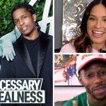 Necessary Realness: RiRi & A$AP Rocky Party With Drake | E! News