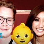 Macaulay Culkin & Brenda Song Welcome Baby No. 1   E! News