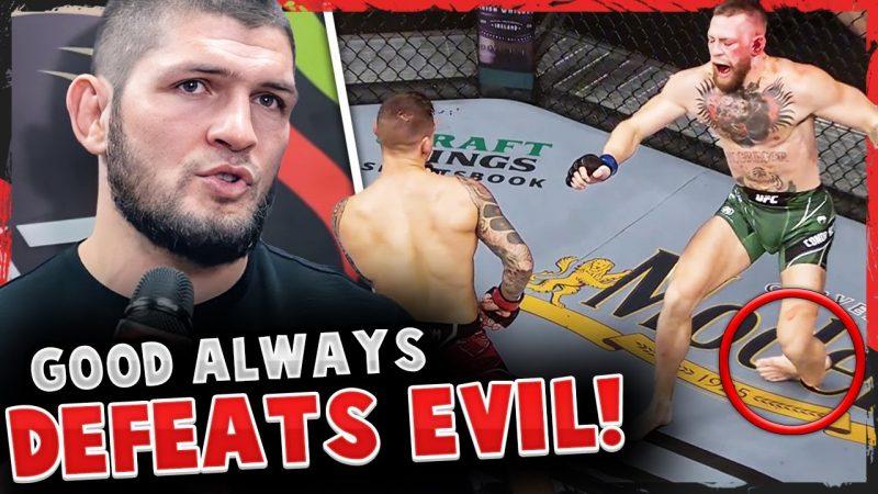 Reactions to Conor McGregor vs Dustin Poirier! Jon Jones says Conor may NEVER FIGHT AGAIN! UFC 264