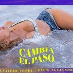 Jennifer Lopez, Rauw Alejandro - Cambia el Paso (Audio)