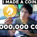 I MADE A $1,000,000+ COIN. Introducing MILLION TOKEN, the cryptocurrency for millionaires