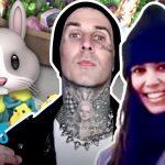 Kourtney & Travis Barker Celebrate Easter With Kardashian-Jenners | E! News
