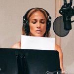 Jennifer Lopez & Rauw Alejandro – Recording Cambia El Paso BTS