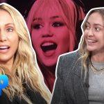 "Miley Cyrus' Mom & Sister Talk ""Hannah Montana"" 15th Anniversary | Daily Pop | E! News"