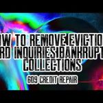 SMALLER BUREAUS YOU NEED TO KNOW    HOW TO REMOVE EVICTIONS HARD INQUIRIES BANKRUPTCY COLLECTIONS