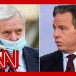 Hear what GOP senators told Tapper after Graham's remark on Fox