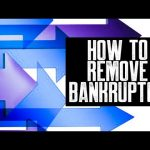 BANKRUPTCY REMOVED || HOW TO REMOVE BANKRUPTCY || COLLECTIONS NOT REPORTING || REMOVE COLLECTIONS
