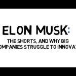 Elon Musk: Tesla Shorts, and Why Big Companies Struggle to Innovate