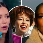"Christian Serratos Reacts to J.Lo's ""Selena: The Series"" Support | E! News"