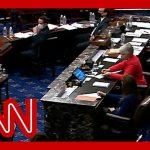 Senate says Trump's 2nd impeachment trial is constitutional