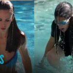 "Jennifer Garner Recreates ""Alias"" Pool Scene 18 Years Later | E! News"