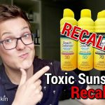 URGENT TOXIC SUNSCREEN RECALL - What You Need To Know About Neutrogena and Aveeno #Shorts