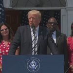 Trump announces suits against Facebook, Twitter and Google