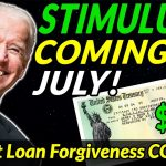 $2000 FOURTH Stimulus Check UPDATE, CHILD TAX MONTHLY PAYMENTS, Student Loan Forgiveness, Daily News