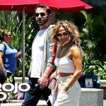 Famosos ARV: Jennifer Lopez y Ben Affleck ostentan su noviazgo y lo que dijo Silvia Pinal