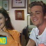 """E!'s First """"Beverly Hills, 90210"""" Set Visit: Rewind   E! News"""