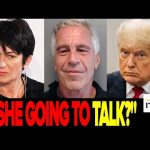 Trump FEARED Being Linked To Jeffrey Epstein And Ghislaine Maxwell, Considered PARDON