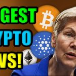 Elizabeth Warren Demands Crack Down on Cryptocurrency Market in United States by July 28th!