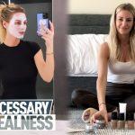 Necessary Realness: Morgan's At Home Beauty | E! News