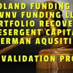 MIDLAND FUNDING || LVNV FUNDING || PORTFOLIO RECOVERY || RESERGENT CAPITAL || SHERMAN AQUISITION