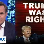 Greg: Trump proven right, once again
