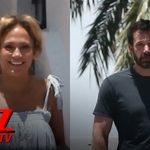 Ben Affleck, J Lo Pictured Together for First Time Since Rekindling | TMZ TV