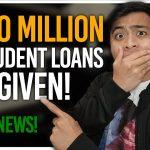 $500 Million in Student Loan Forgiven! | Dredd de Jesus
