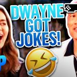 """Dwayne Johnson & Emily Blunt's Funny """"Jungle Cruise"""" Interview 