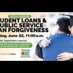Student Loans & Public Service Loans Forgiveness