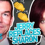 """Jerry O'Connell Replaces Sharon Osbourne on """"The Talk"""" 