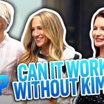 """New """"Sex and the City"""" Reboot Pics; Can It Work Without Kim? 