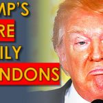 Trump Kids ABANDON him because he's a CRAZY MONSTER