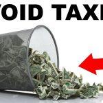 5 ways to avoid taxes...legally