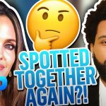 Angelina Jolie & The Weeknd Spotted at Same Concert | Daily Pop | E! News