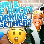 Rihanna & A$AP Rocky Working on Music Video? | Daily Pop | E! News