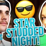 Inside Justin and Hailey's Star-Studded Night Out in Las Vegas | E! News
