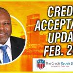 CREDIT ACCEPTANCE LAWSUIT UPDATE 2 15 2021