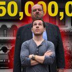 Meet the $250,000,000 man
